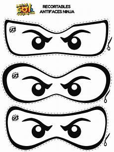 image result for ninjago mask outline verjaardag