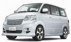Suzuki Apv Luxury Image