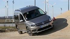 Caddy 4motion Probleme - vw caddy alltrack tdi 4motion 2016 test fahrbericht