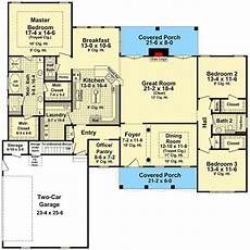 usda house plans european country styling 51058mm 1st floor master