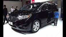 2016 2017 Nissan Quest Minivan New Nissan Quest 2016