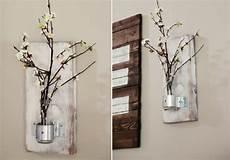 Holz Deko Wand Selber Machen - deko selber machen 30 kreative und originelle ideen
