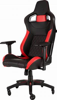 gamme seat 2018 t1 race 2018 gaming chair black