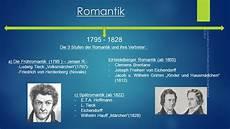 literatur der romantik epochen der deutschen literatur ppt herunterladen