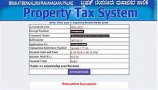 how to pay property tax for the year 2016 17 citizen matters bengaluru
