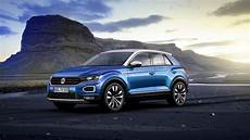 volkswagen s t roc looks to rock the compact crossover