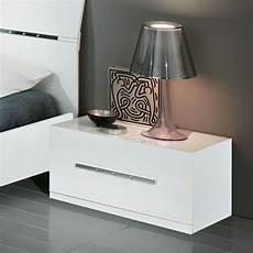 chevet design blanc table de chevet blanc laqu 233 design lovely meubles