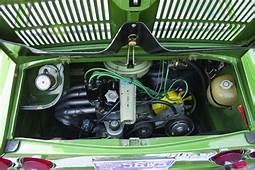 The Young Place To Be  1969 Fiat 850 Fiats Interm