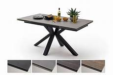 table sejour design table design en c 233 ramique et pi 233 tement m 233 tal noir design
