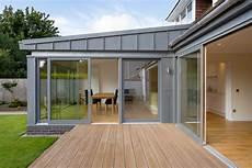 zinc clad extension creatures architects