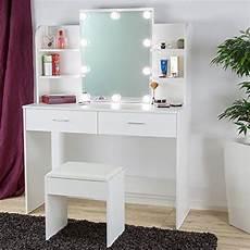 schminktisch mit beleuchtung schminktische ohne spiegel infos und kaufempfehlungen