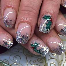 29 glitter acrylic nail art designs ideas design