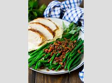 corn and beans and bacon and tomatoes_image