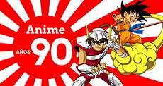 los animes de la d 233 cada de los 90 hobbyconsolas