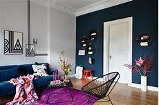 Wohnzimmer Farblich Gestalten - decorating how to use colours in a modern home