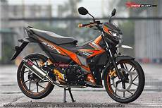 Variasi Motor Satria Fu by Top Modifikasi Motor Fu Terbaru Modifikasi Motor