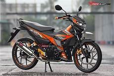 Variasi Motor Fu by Top Modifikasi Motor Fu Terbaru Modifikasi Motor