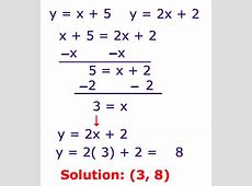 systems of equations solver with steps