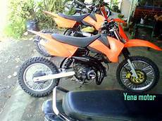 Harga Modifikasi Motor Trail by Herdiansyah Modifikasi Motor Trail