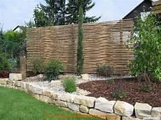 Sichtschutz Terrasse Bambus - gh product solutions bambus sichtschutz element 305