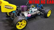 test and review nitro gas rc car