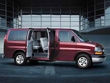 2019 Chevrolet Express Cargo And Passenger Van  Best