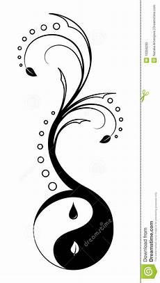 Malvorlagen Yin Yang Foto Yin Yang Foto De Archivo Imagen 10359290