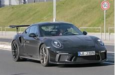 2018 porsche gt3 rs and gt2 rs spied automobile magazine