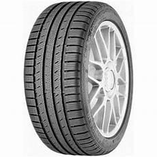 pneu neige continental pneu runflat hiver continental 185 60r16 86h wintercontact
