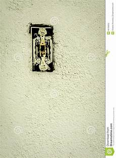 old rusted light switch that is image 49769052