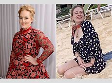 how did adele lose 100 lbs