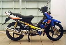Modifikasi Motor Smash 2005 by Modifikasi Suzuki Smash