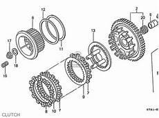 honda cbr400rr 1989 k domestic nc23 109 parts list partsmanual partsfiche
