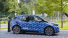 auto motor car wrapping an electric powered bmw i3