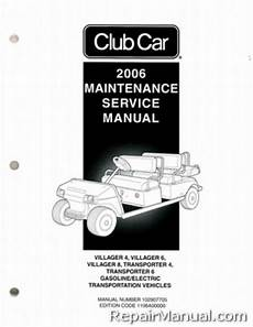 what is the best auto repair manual 2006 land rover discovery navigation system 2006 club car transportation ds villager 4 6 and 8 transporter 4 and 6 gas and electric