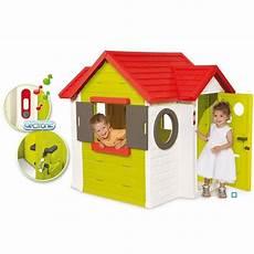 Maison Enfant Exterieur Smoby Les Cabanes De Jardin