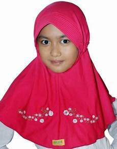 Busanamuslim 9 Contoh Model Jilbab Rabbani Anak Terbaru
