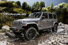 jeep wrangler 2018 2018 jeep wrangler unlimited previewed in unofficial