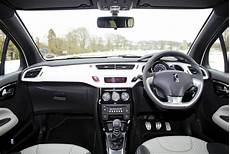 Citroen Ds3 Innenraum - citroen ds3 cabrio uk car of the year awards