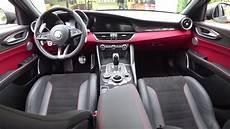 Alfa Romeo Giulia Qv Carbon Fiber Interior Upgrades Auto
