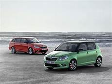 Car Pictures Skoda Fabia Rs 2011
