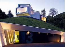 Villa Mit Tiefgarage - architektenh 228 user verschachtelte villa aus betonboxen