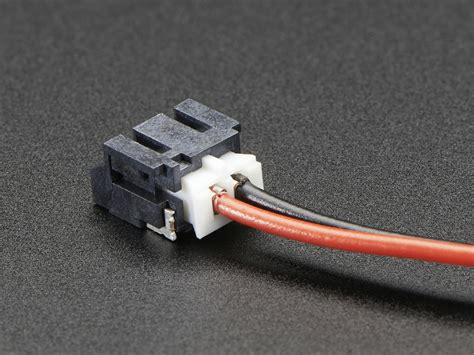 Jst-ph 2-pin Smt Right Angle Connector Id