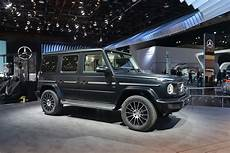 2019 mercedes g class tried true and all new page 2