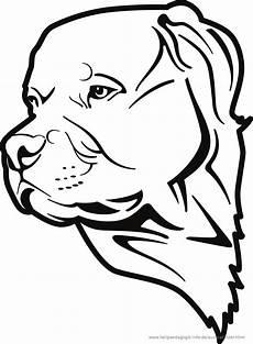 Ausmalbilder Hunde Rottweiler Ausmalbilder Hunde