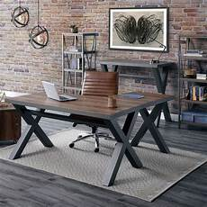 rustic home office furniture industrial home office furniture homeoffice officedesign