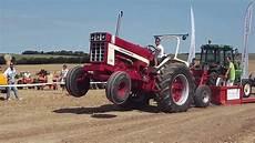 vidéo de tracteur tracteur pulling 224 l ancienne