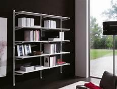 scaffali sospesi libreria mod socrate parete profondit 224 cm 45