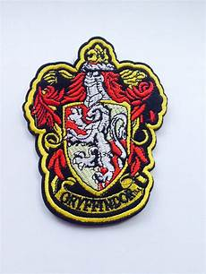Malvorlagen Harry Potter Gryffindor Hogwarts Harry Potter Wizard Gryffindor Crest Patch