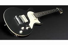 Framus Earl Slick P90 Electric Guitar Black Hr